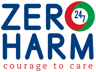 Zero Harm 24/7 Courage to Care